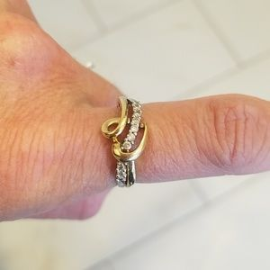 14k Gold size 6 ring